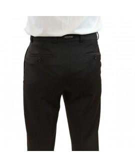 Pantalon de ville Noir
