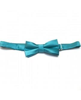 Nœud Papillon Turquoise et sa pochette