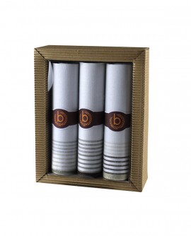 Mouchoir  cigare  (lot de 3)