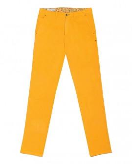 Pantalon Chino Stretch clémentine