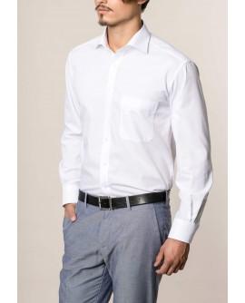 Chemise ETERNA BLANCHE COMFORT FIT