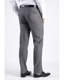 Pantalon de costume Antitache et Stretch Gris Foncé