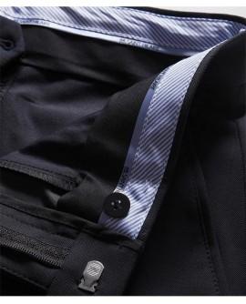 Pantalon Bleu Marine Stretch Spécial Auto