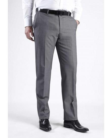 Pantalon de costume Antitache et Stretch Gris Foncé