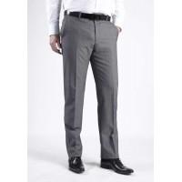 Pantalon de costume Antitache et Stretch Gris Foncé Bruno St Hilaire
