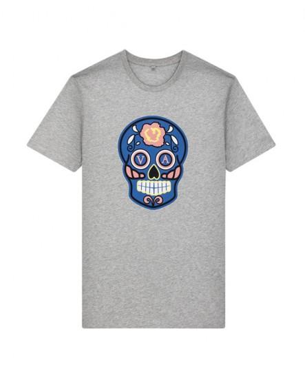 T-shirt JOHNNY Gris VICOMTE A